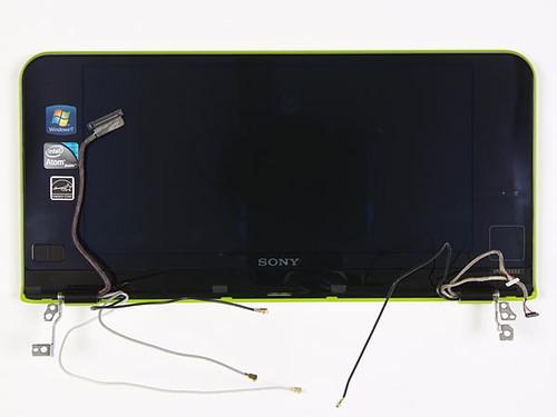 Sony VAIO P 2 Teardown