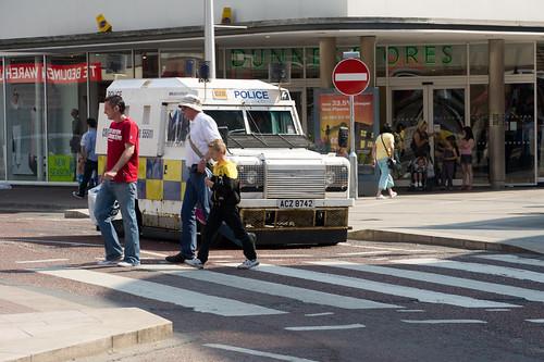 Belfast City - Police (PSNI)