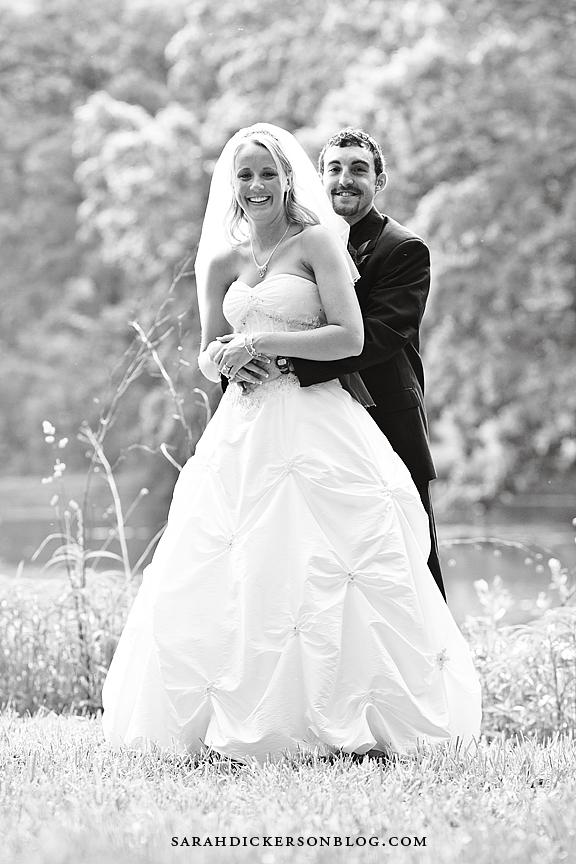 Overland Park wedding photographer