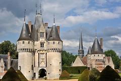 Château de Frazé - Eure-et-Loir (Philippe_28) Tags: france castle explore 28 château burg eureetloir frazé leuropepittoresque