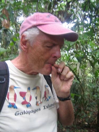 Jungle cigarette