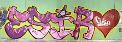ESIRO (Brin d'Amour) Tags: paris graffiti brindamour esiro