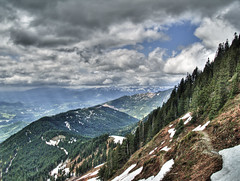 Sauk views (1yen) Tags: ski skiing backcountry hdr northcascades backcountryskiing 3xp saukmountain