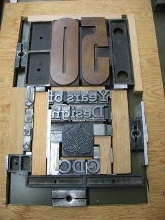 Letterpress - KOZO studio