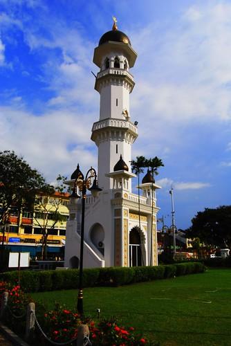 Kapitan Kling Minaret