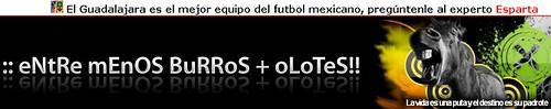 Melchinx paga apuesta del clásico Chivas - América (Clausura 2008)