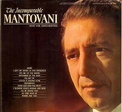 LP Mantovani 2 CD Back Ups FREE Shipping