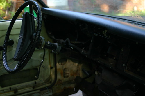 Dash pad restoration - The 510 Realm