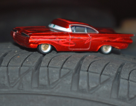 May Challenge: Automobile #3