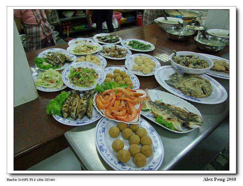 旅遊day4-台南-七股晚餐安哥海產@ 海爸的隨興紀錄:: 痞客邦 ...
