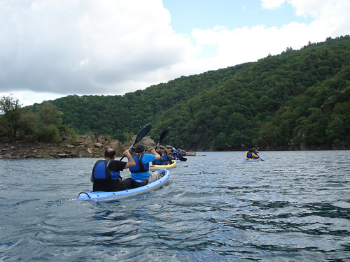 Rota de Sendeirismo e Kayak polas Fragas do Eume