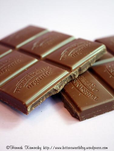 Terra Nostra Ricemilk Chocolate Bar - Truffle