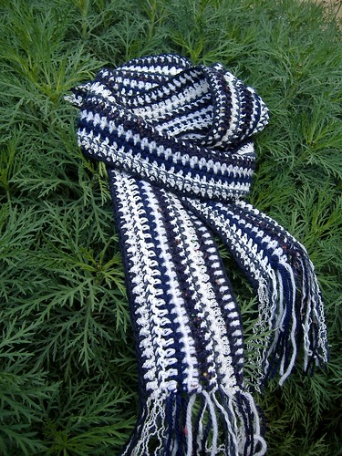 boho footy scarf (tall)