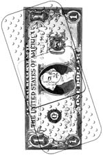 Bandage_on_Dollar_Bill