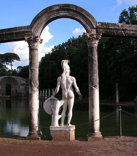 Villa d'Hadrien - Canope