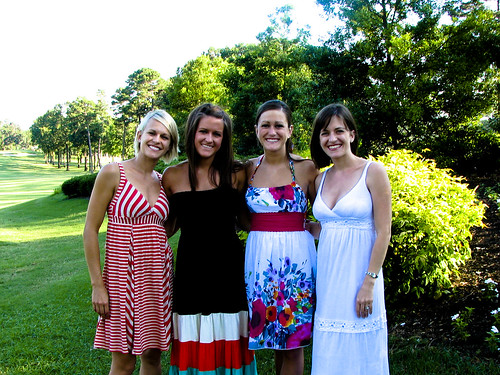 Kelly, Katy, Amy, Holly - sisters!