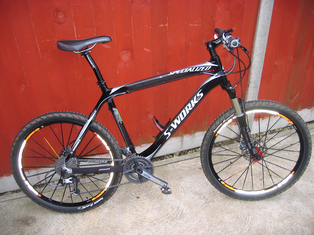 9391a6c5e82 Specialized S-Works Carbon HT Stumpjumper - Weight Weenies