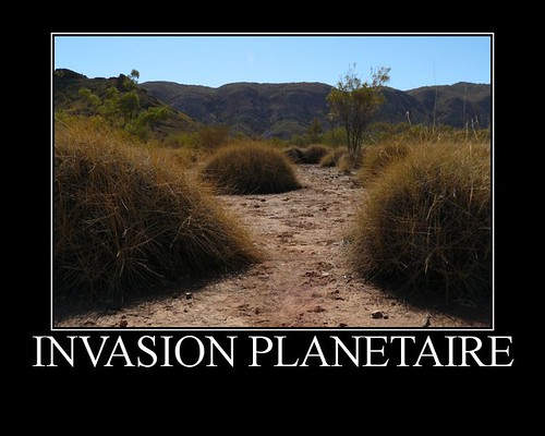 Invasion planetaire