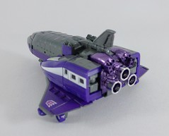 Transformer Astrotrain Classic Henkei - modo