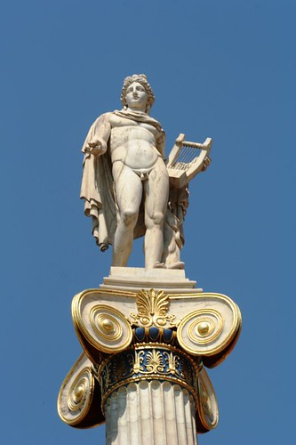 雅典學院的阿波羅 (1)