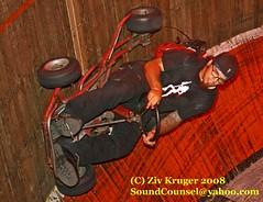 Wall of DEATH ZK033 (Zeeev) Tags: sports extreme austintexas wallofdeath daredevils republicoftexasmotorcyclerally2008