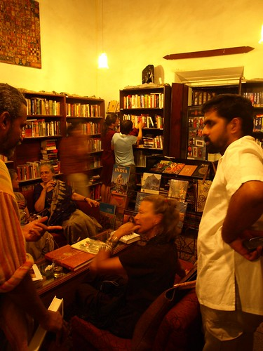 Literati, the Calangute bookshop by you.