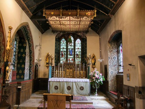 Chancel, Cantley Church