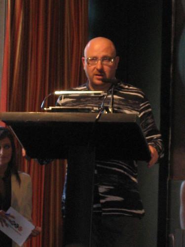 Javier Capitán en BlogAsturias 2008