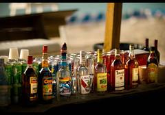 Beach Bar  - VoxEfx (Vox Efx) Tags: summer vacation holiday bar canon adobephotoshop wine sandals 85mm whiskey resort liquor beaches vodka rum manual sec gin 2008 provo kahlua 14000 turksandcaicos appleton f12 voxefx adobelightroom sandalsbeaches