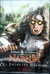 Llega un nuevo heroe...   El Principe Caspa. (darkside_1) Tags: madrid espaa cinema kino cine heroe llovemypics sergiozurinaga bydarkside darkside1