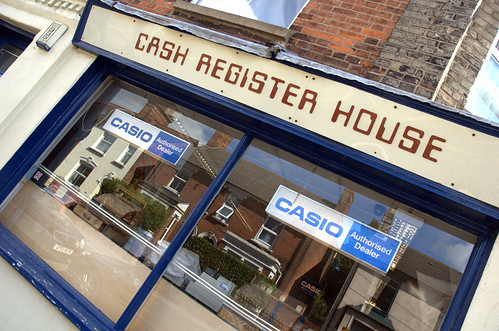cash registers for sale by Lynne Pettinger