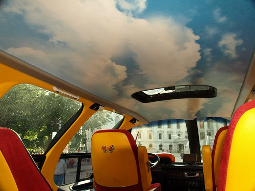Inside the Weinermobile