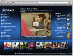 ABC Video Player - No Links