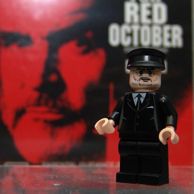 Red October: Marko Ramius