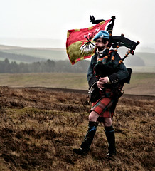 Battle of Culloden (dannysquid) Tags: battle nationaltrust reenactment culloden lauder