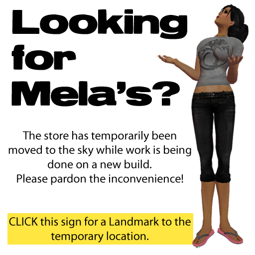 looking for mela's