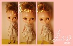 Good as Gold (rlkataja (Robin Blair)) Tags: love its true gold fdsflickrtoys jackie dress you o olive blythe ilyit rlkataja