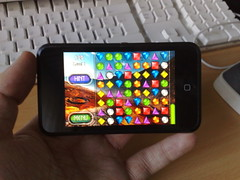 iTouch 2.0: Bejewled 2