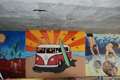 DSC_0820 (Kurt Christensen) Tags: art beach painting mural surf thrust gilgobeach gilgo