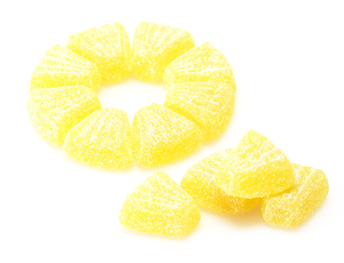Sour Pineapple Gummi