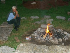 Kampvuur :) (roelfina) Tags: vakantie dane 2008 slovenië