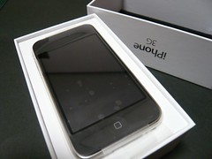 iPhone 3G 16GB White