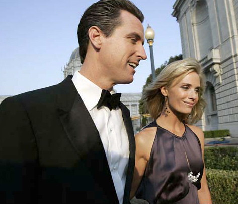 Jennifer Siebel Gavin Newsom