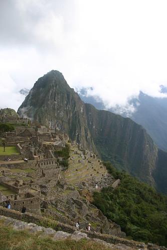 Manchu Picchu & Huayna Picchu