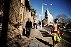Surry Hills, Sydney Australia, 2008 (Geoff A Roberts) Tags: from street leica west color colour film photography photo xpro photographer cross walk geoff sydney streetphotography fil australia super x surrey inner hills surry r pro roberts hip 5000 process agfa processed r8 streetphotographer precisa elmarit leitz 2828 candidi leicar8 geoffroberts