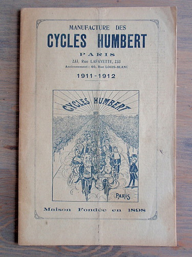 Cycles Humbert