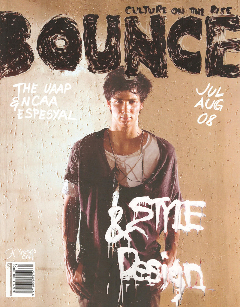 Bounce Mag July-Aug 2008