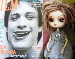 pretty girl with a movie star (mrta) Tags: dal bella gaelgarciabernal monomono
