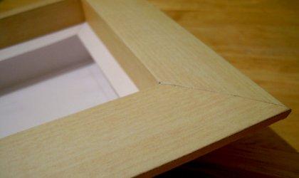 Papierbilderrahmen (Papercraft)