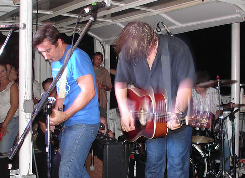 Old 97's on WRNR Rock N River Cruise 8/15/08